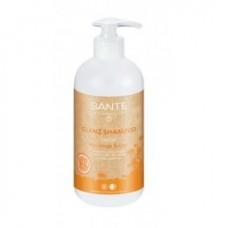 SANTE Shampoo lucentezza Arancio & Cocco Bio 500 ml