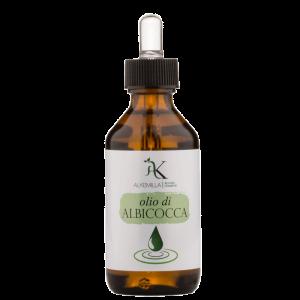 Olio Vegetale di Albicocca 100% Naturale Puro