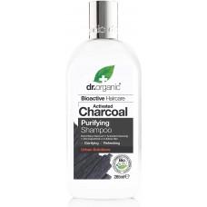 Dr. Organic Shampoo Purificante al Carbone Attivo - 265 ml