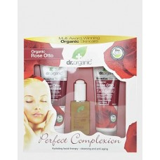 Organic Rose Otto - Perfect Complexion Gift Set 125ml + 30ml + 125ml