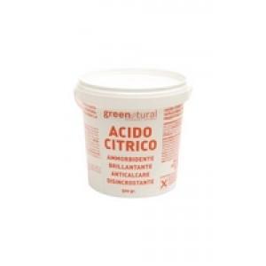 Acido Citrico Green Natural 500gr