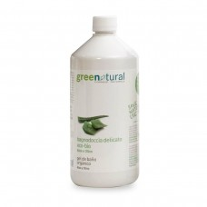 Bagnodoccia aloe e olivo Green Natural 1000 ml, 250 ml