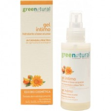 GEL LUBRIFICANTE GREEN NATURAL - ALOE VERA E CALENDULA  125ML