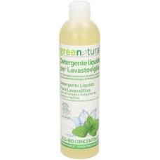 Lavastoviglie Liquido All'olio essenziale biologico di menta ed eucalipto