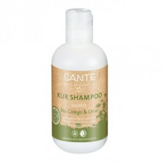 Sante Naturkosmetik - Shampoo Rivitalizzante Ginko e Oliva 200 ml,950 ml