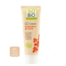 "CC CREAM 01 - 5 IN 1 ""TEINT NATUREL"""
