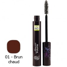 "MASCARA VOLUME 02 ""BRUN CHAUD"""
