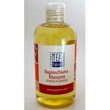 Bagnoschiuma Rilassante Arancio e Cannella 250 ml
