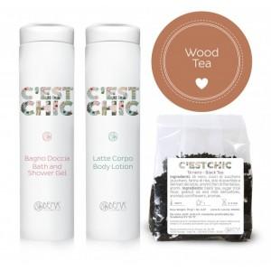Gift Box - Profumo Wood Tea